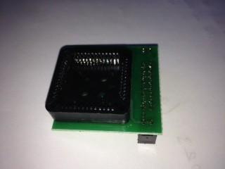 HC11A/EXX plcc52 adaptor