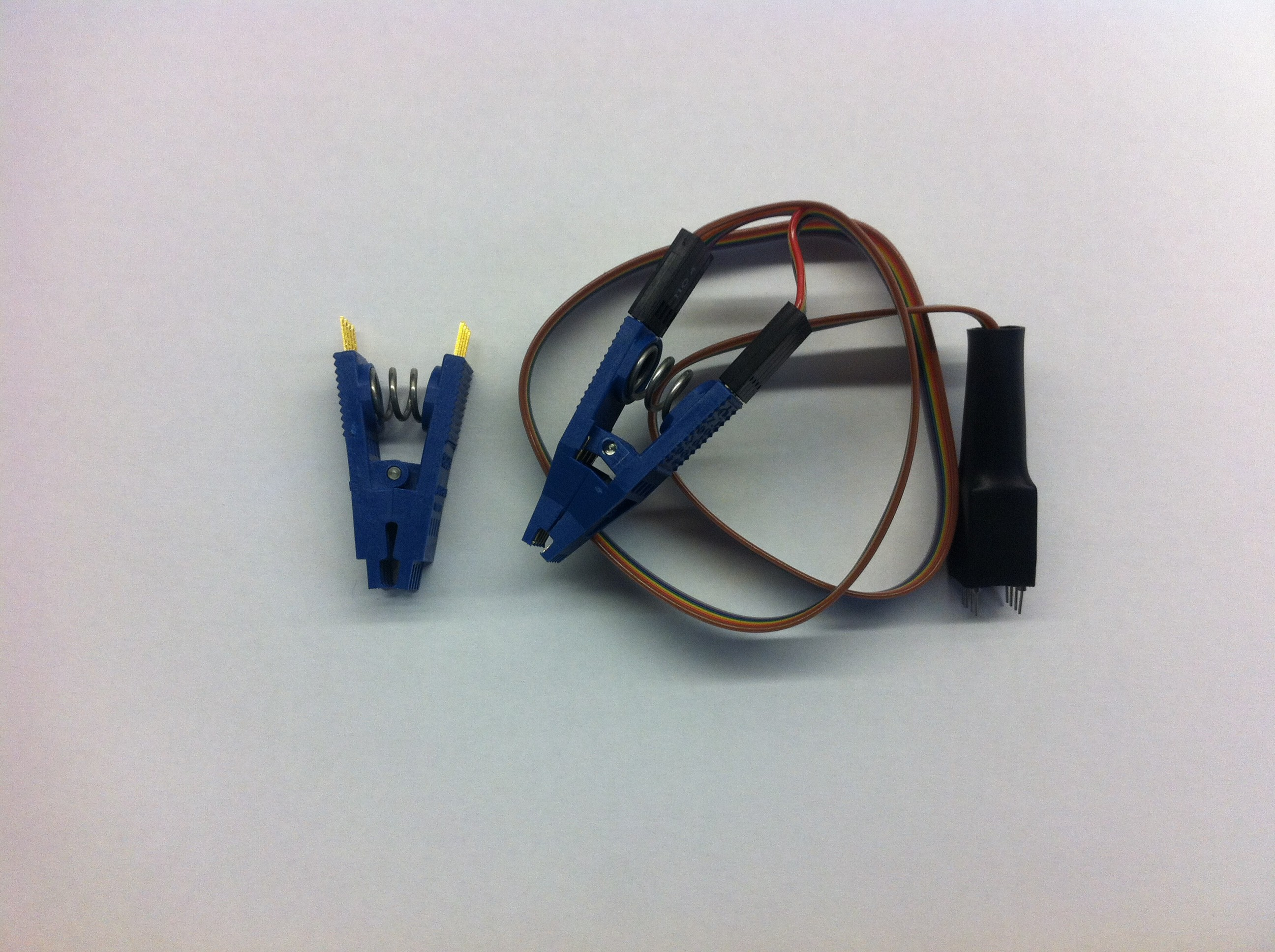 POMONA SOIC8 & DIP8 Lead with Clips