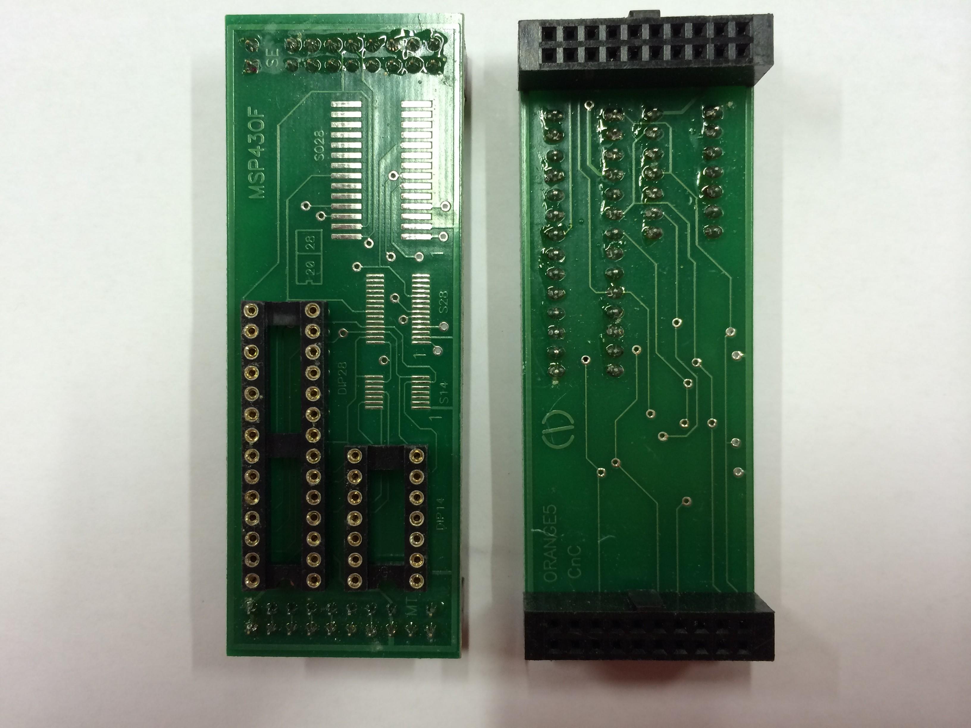 MSP430F
