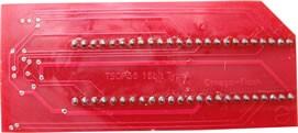 Omega Flash Adaptor SSOP56 - DIP 48 for DE28FXXX