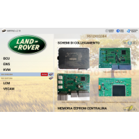 Update XEP100 to read Land Rover KVM